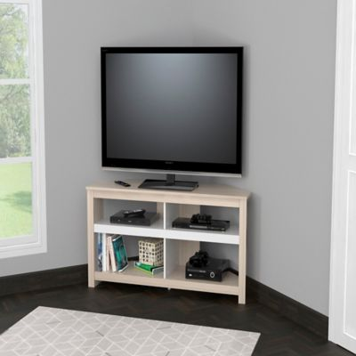 Mesa para TV Versátil 126x62.3x41 Arena Blanco