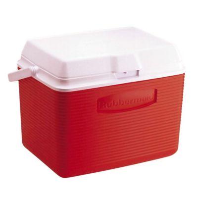 Nevera 9.5 Litros 10Qt Color Roja