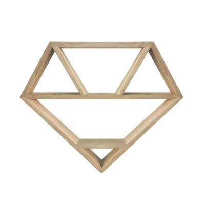Repisa Pino 70x55cm Diamante