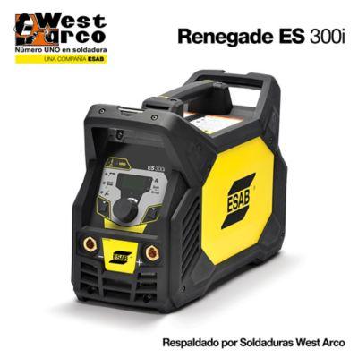 Soldador Inversor 220V 440V RENEGADE 300I