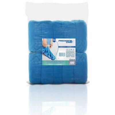 Polaina con Antidezlizante Azul x100 Unidades