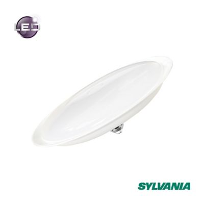 Set X 2 Aplique Led Flat 20w Luz Fría E27