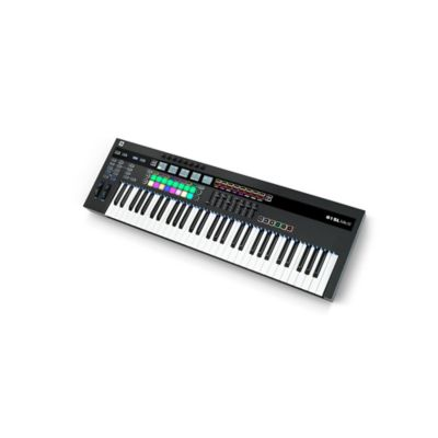 Controlador Novation 61sl Mkiii Piano