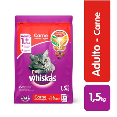 Alimento Para Gato Carne X 1,5Kg