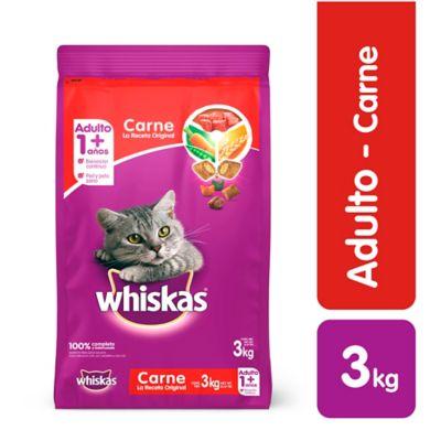 Alimento Para Gatos Carne X 3Kg