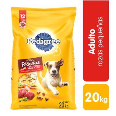 Alimento Para Perro Adulto Raza Pequeña 20 Kg