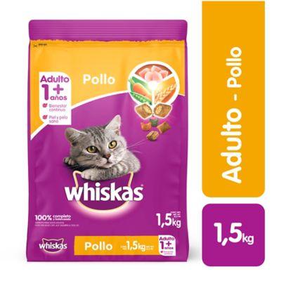 Alimento Para Gato Sabor Pollo X 1,5Kg