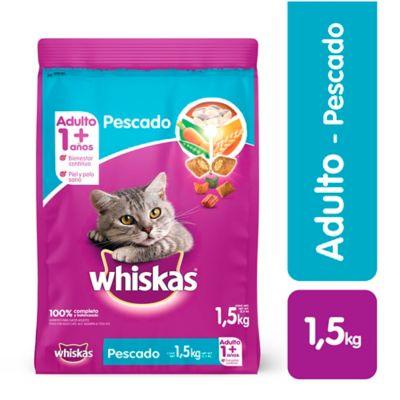 Alimento Para Gato Adulto Pescado 1.5 Kg
