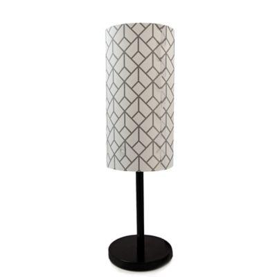 Lámpara Básica Adulto Geometría