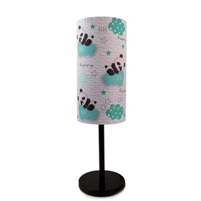 Lámpara Básica Oso Panda