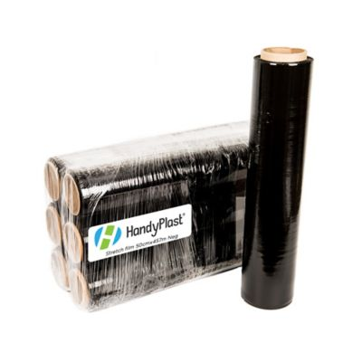Set x 8 Rollo Stretch Film 50cm x 457m Neg