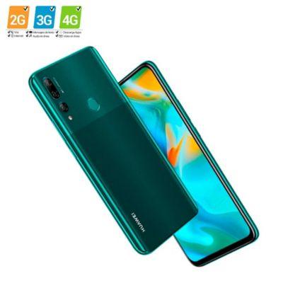 Celular Y9 Prime 2019 128GB Verde Esmeralda