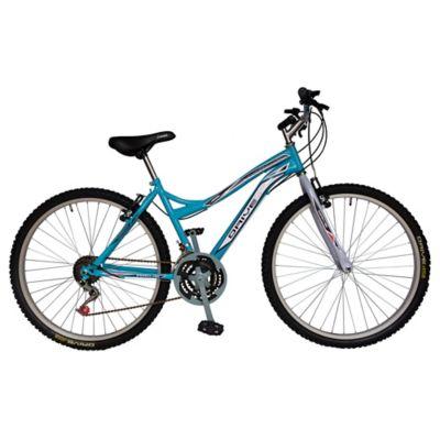 Bicicleta en Acero Drivenew 26 Pulgadas de 18 Velocidades para Dama Azul Celeste