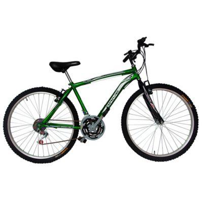 Bicicleta en Acero Drivenew Sport 26 Pulgadas de 18 Velocidades Verde