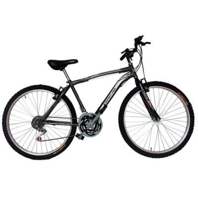 Bicicleta en Acero Drivenew Sport 26 Pulgadas de 18 Velocidades Negra