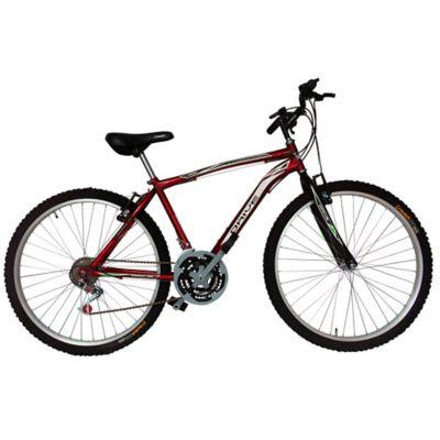 Bicicleta en Acero Drivenew Sport 26 Pulgadas de 18 Velocidades Roja