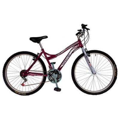 Bicicleta en Acero Drivenew 26  Pulgadas de 18 Velocidades Dama Color Uva