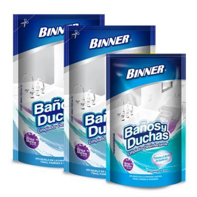 Baños y Duchas Doy Pack 500ml x2 + Doy Pack 250ml