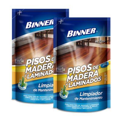 Pisos Madera Limpiador Mantenimi Doy Pack 500ml x2