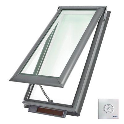 Ventana Techo 78x98cm Apertura Solar