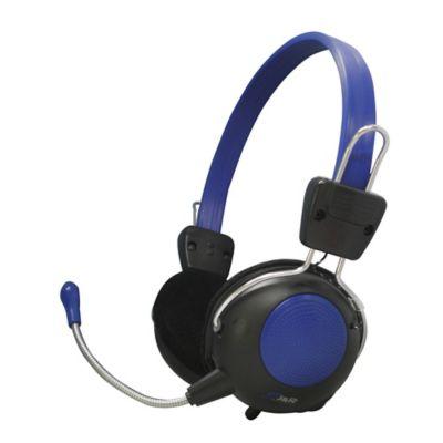 Diadema Con Micrófono Stereo Tipo Dj 012-Mv