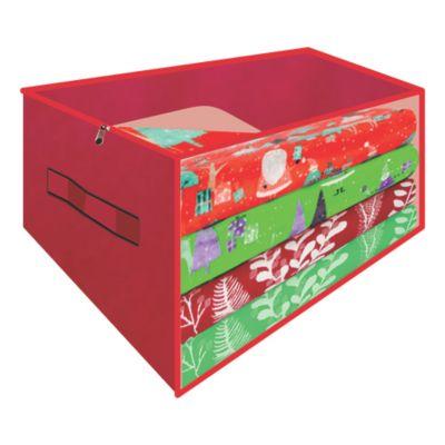 Bolsa Organizadora Navidad Para Edredones Y Tendidos