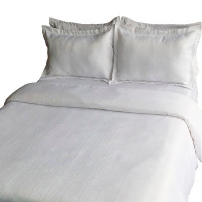 Duvet Jacquard Extradoble Blanco