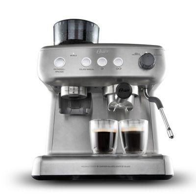 Cafetera para Espresso Perfect Brew 15 Bares Molino Integrado BVSTEM7300 2.8 Lts