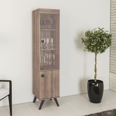 Mueble para Bar Retro 1 Cajón 40x180 Rustico