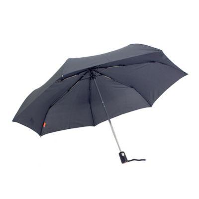 Paraguas Automatica Estampada Ejecutiva 23 Pulgadas Cuadros Negros