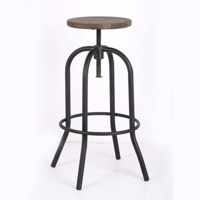 Silla para Bar RW803 Chocolate