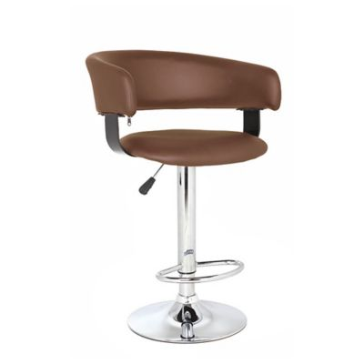 Silla para Bar BS619 Chocolate