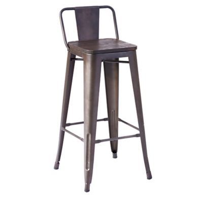 Silla para Bar SW804-30 Chocolate