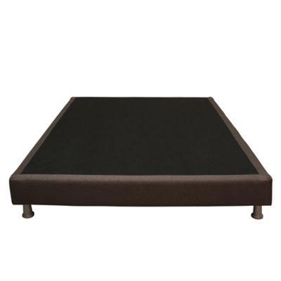 Base Cama Entera Doble Dublin 140x190 Café