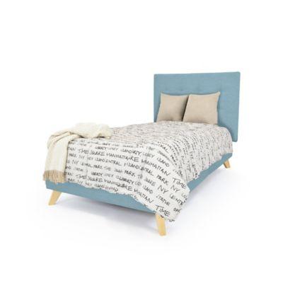Set de Dormitorio Sencillo Verona Marino