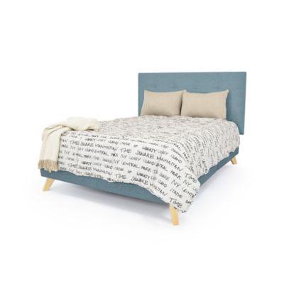 Set de Dormitorio Queen Verona Marino