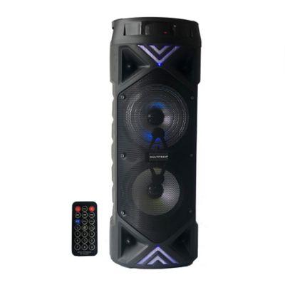 Parlante Portátil Bluetooth 6 Pulgadas