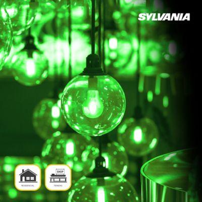 Bombillo Led Toledo Filamento A60 4.5w E27 Color Luz Verde