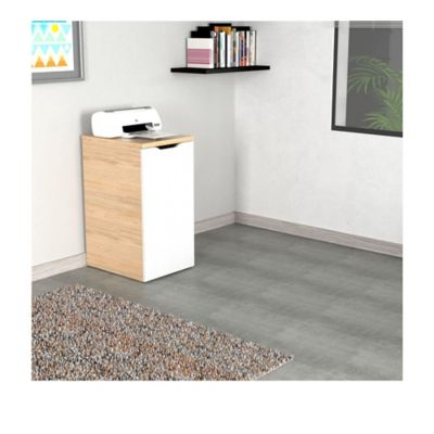 Escritorio Extensible Space 77.8x40x50-156cm Duna Blanco