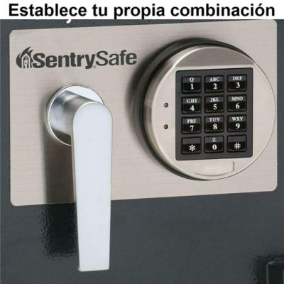 Caja Deposito Cerradura Digital con Ranura 44.4l