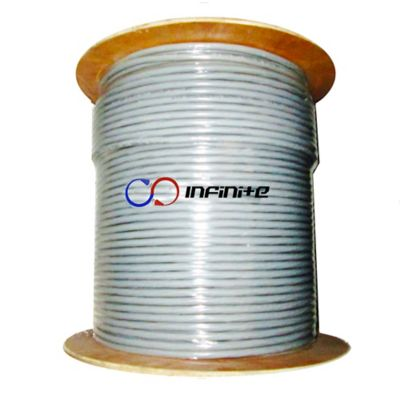 Carrete de cable utp cat 6a 100% cobrex305m
