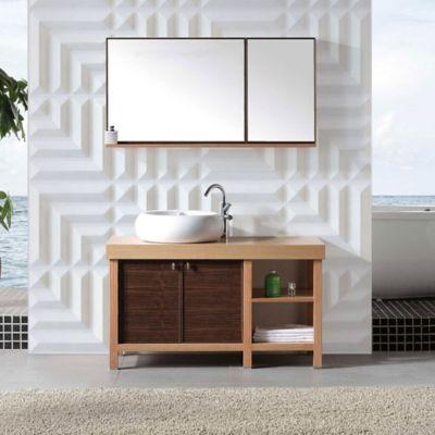 Panel Decorativo 3D Laberinto Blanco Caja 3m2 (12 Paneles)