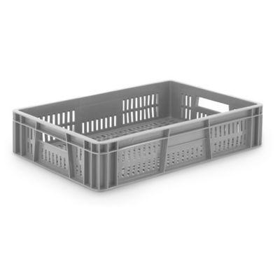 Caja con Fondo y Pared Lineal 60x40x13 Gris