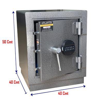 Caja Fuerte Clave Digital Acero Ref 900 Seguridad Alta