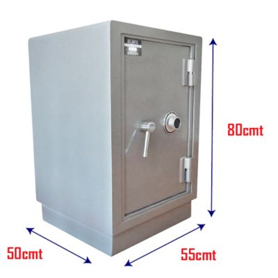 Caja Fuerte Profesional Clave Mecánica