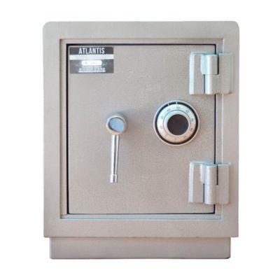 Caja Fuerte Seguridad Máxima Alta Clave Mecánica Ref 900