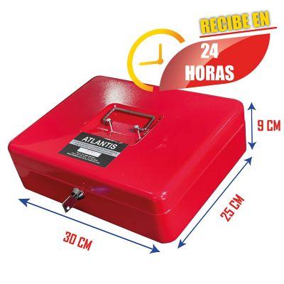 Cofre Caja Menor Rf450 Empresarial Seguro 100%