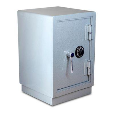 Caja Fuerte Seguridad Máxima Clave Mecánica Ref 1000