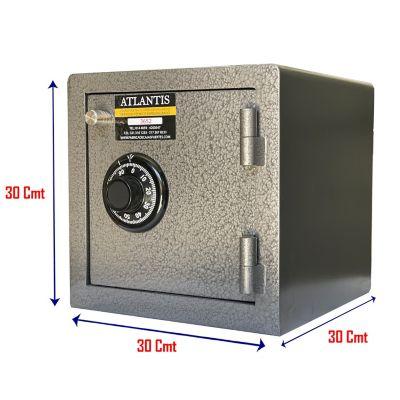 Caja Fuerte Atlantis Clave Mecánica Empresarial