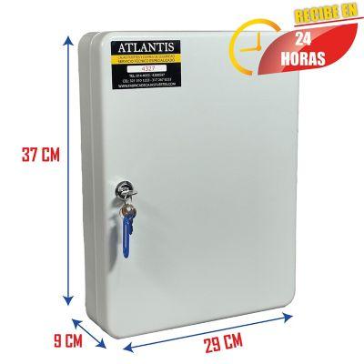 Ordenador De Seguridad 140 Llaves + Identificador